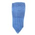 Lenno – Italian Handmade Silk Knitted Tie in Airforce Blue (2)