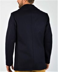 cap-sizun-pea-coat-wool back navy