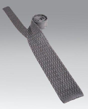 Tie grey
