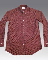 polka full shirt