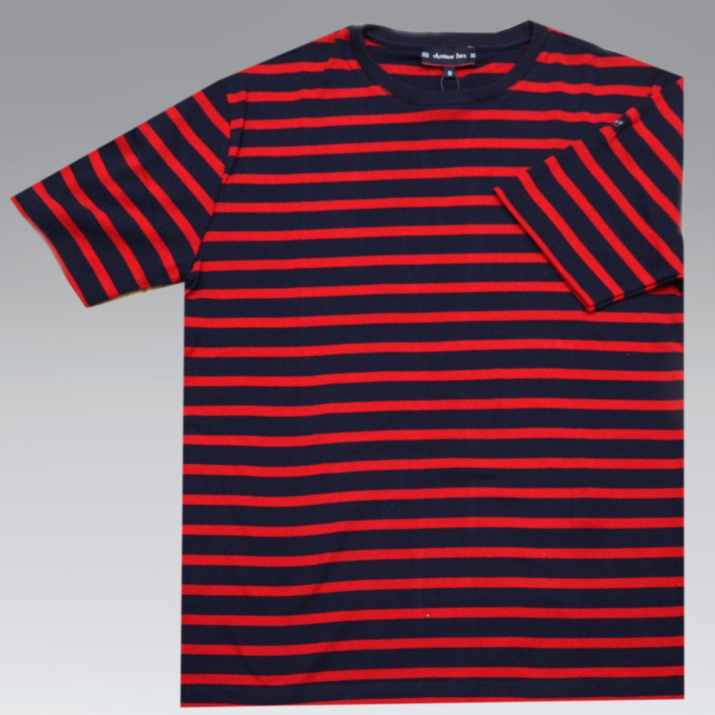 RED TEE SHIRT 2