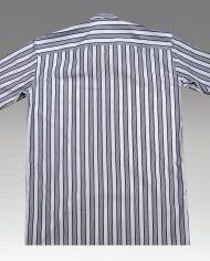 Cuban stripe back