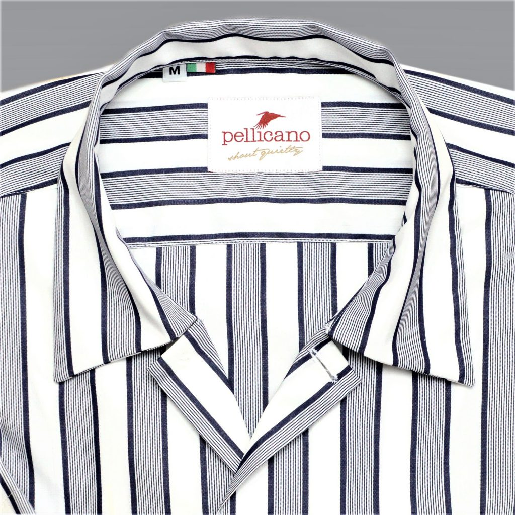 Cuban stripe close