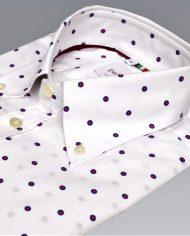 Target print shirt angle