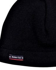 fisherman-breton-beanie-wool blackclose up