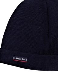 fisherman-breton-beanie-wool navy close up