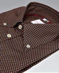 polkadot shirt angle