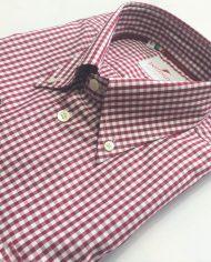 Burg Gingham shirt 2
