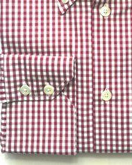 Burg gingham shirt 3