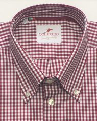 Burg gingham shirt 4