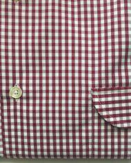 Burg gingham shirt 5
